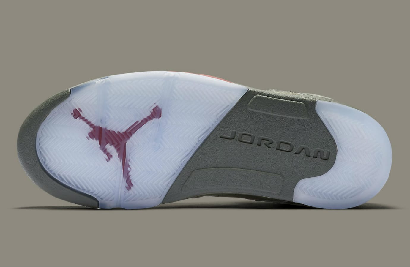 Air Jordan 5 Camo Release Date Sole 136027-051