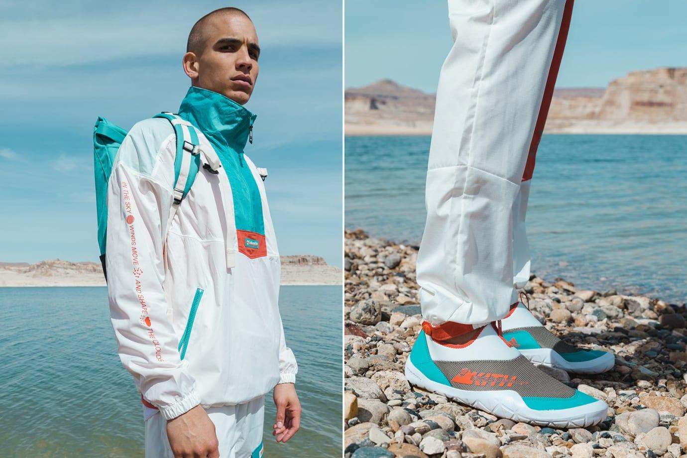 Kith x Adidas Terrex Jawpaw Slip-On (On-Foot)
