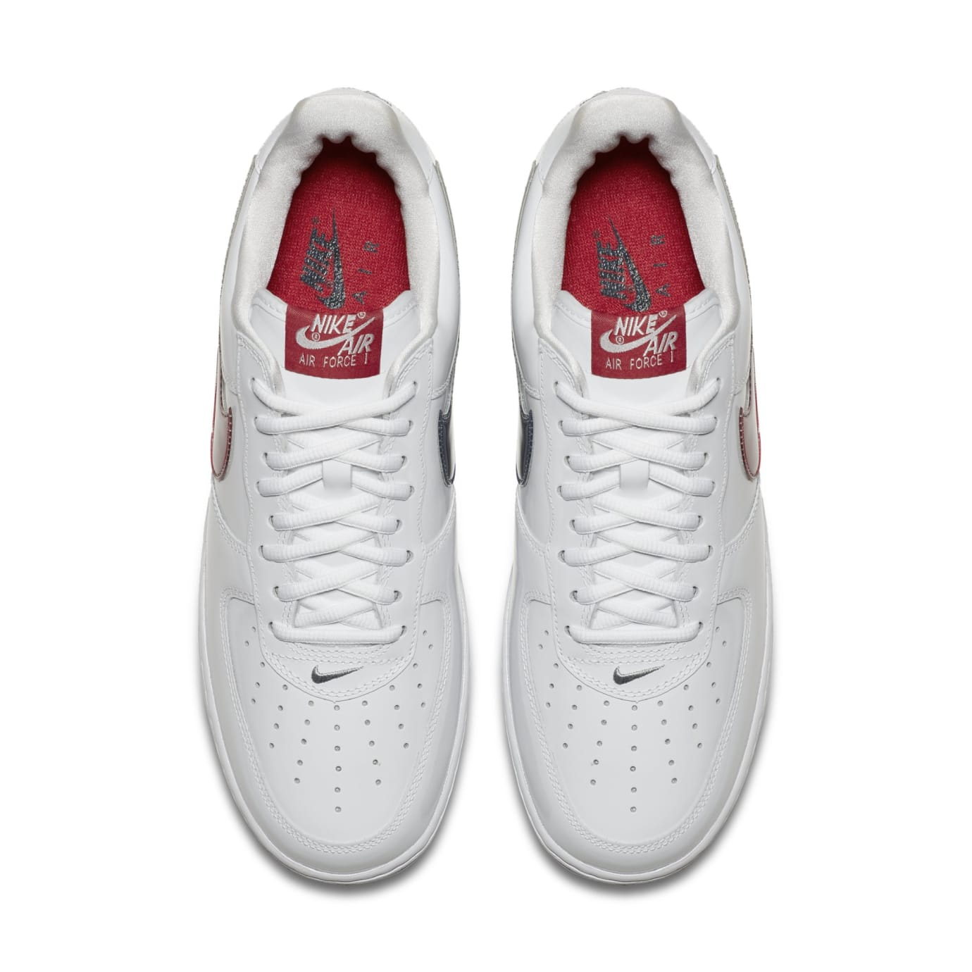 Nike Air Force 1 'Taiwan' 845053-105 (Top)