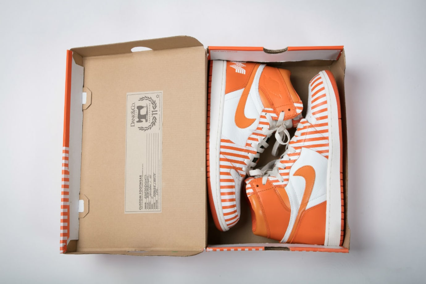 Whataburger Air Jordan 1 Box