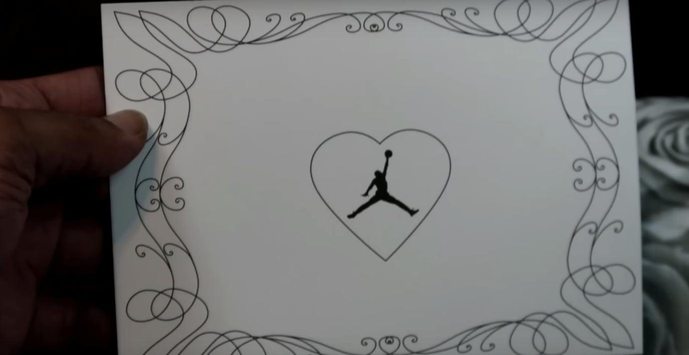WMNS Air Jordan 8 'Valentine's Day' AQ2449-614 (Card)
