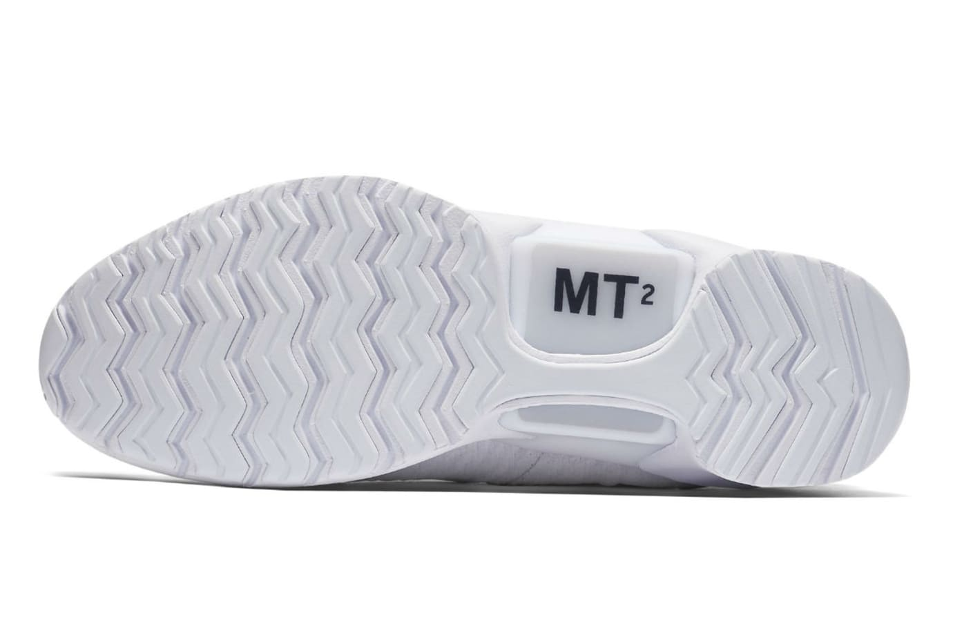 Nike HyperAdapt 1.0 Triple White Release Date AH9389-102 Sole
