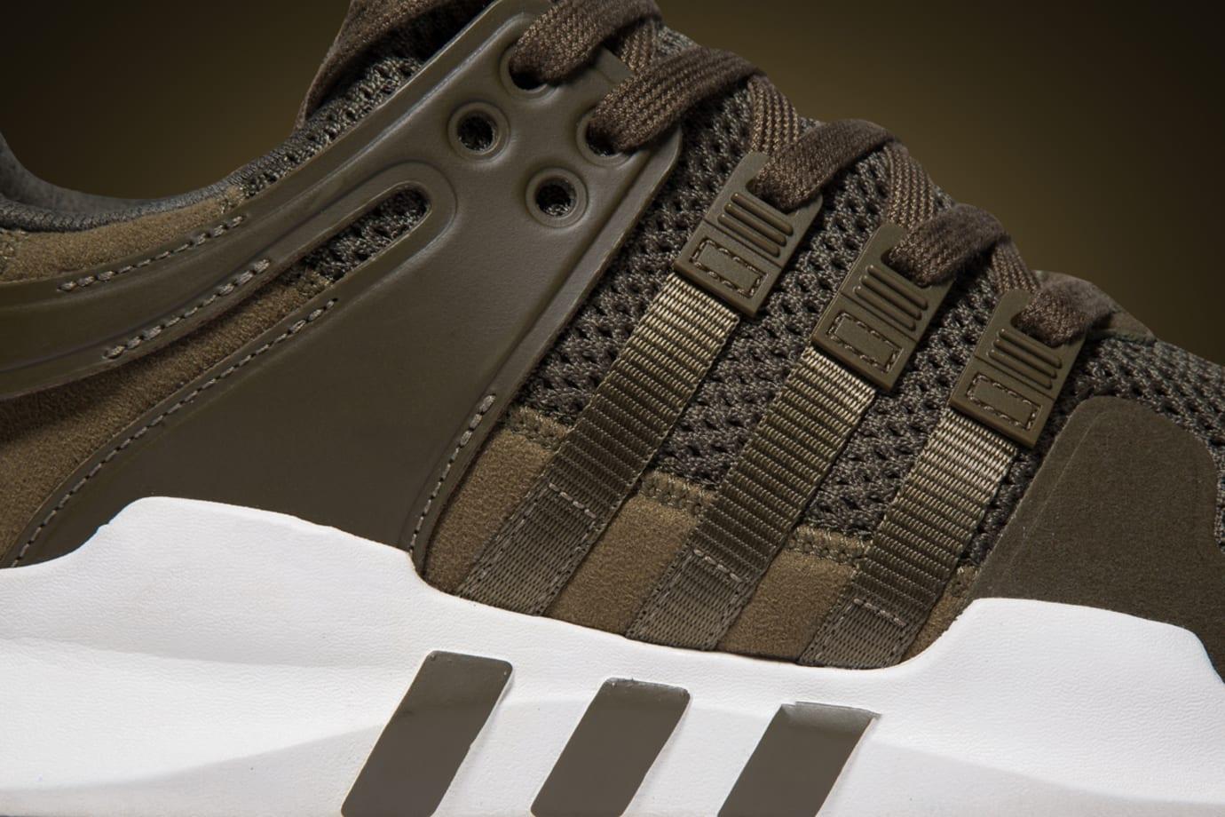 Adidas EQT ADV Olive Stripes