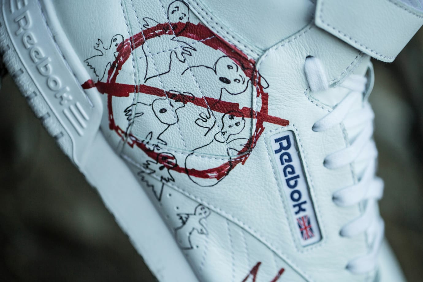 Reebok Ghostbusters Stranger Things Bait 4