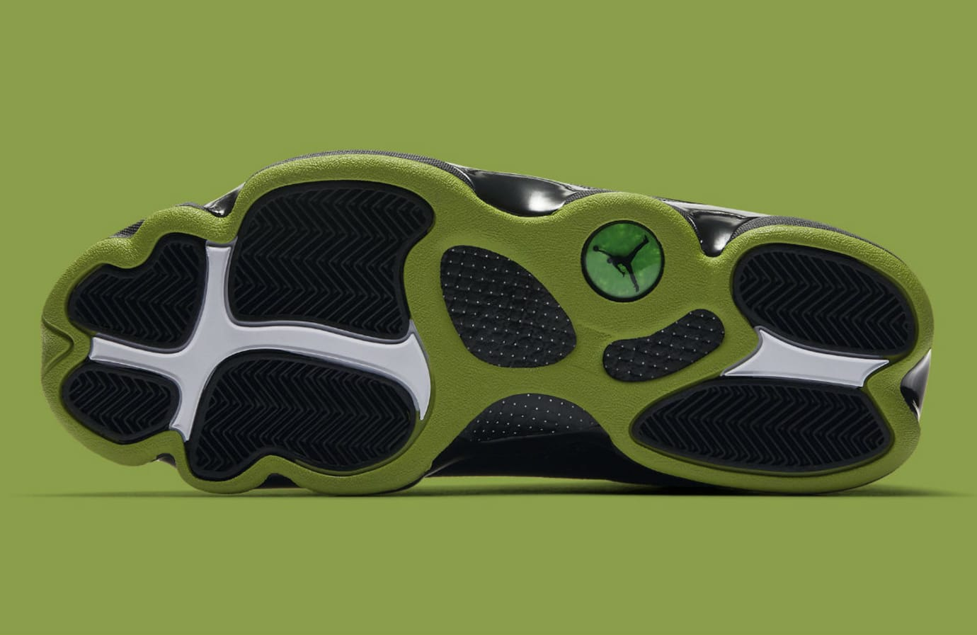 in stock 425dc f1416 Air Jordan 13 XIII Altitude 2017 Release Date 414571-042 Sole