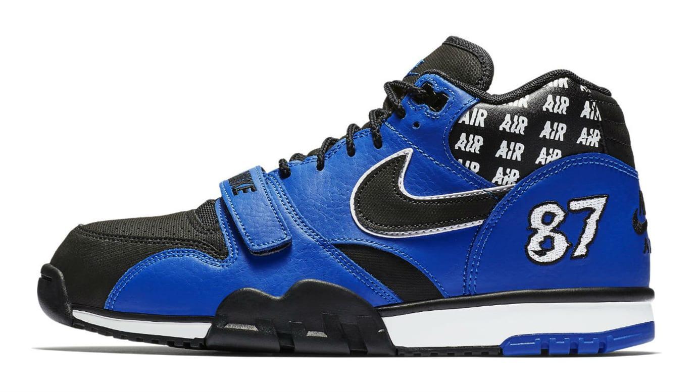 Nike Air Trainer 1 SOA Hyper Cobalt Release Date AQ5099-400 Profile
