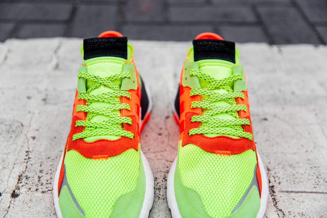Size? Exclusive Adidas Nite Jogger 'Road Safety' 3