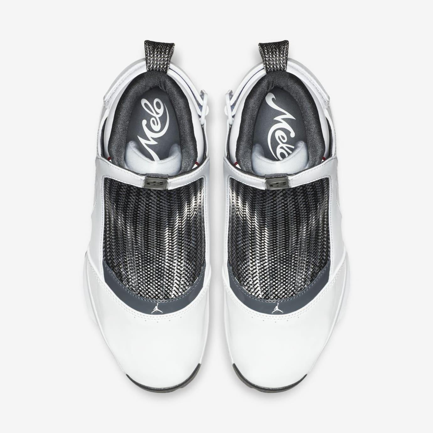 Air Jordan 19 'Melo/Flint Grey' (Top)