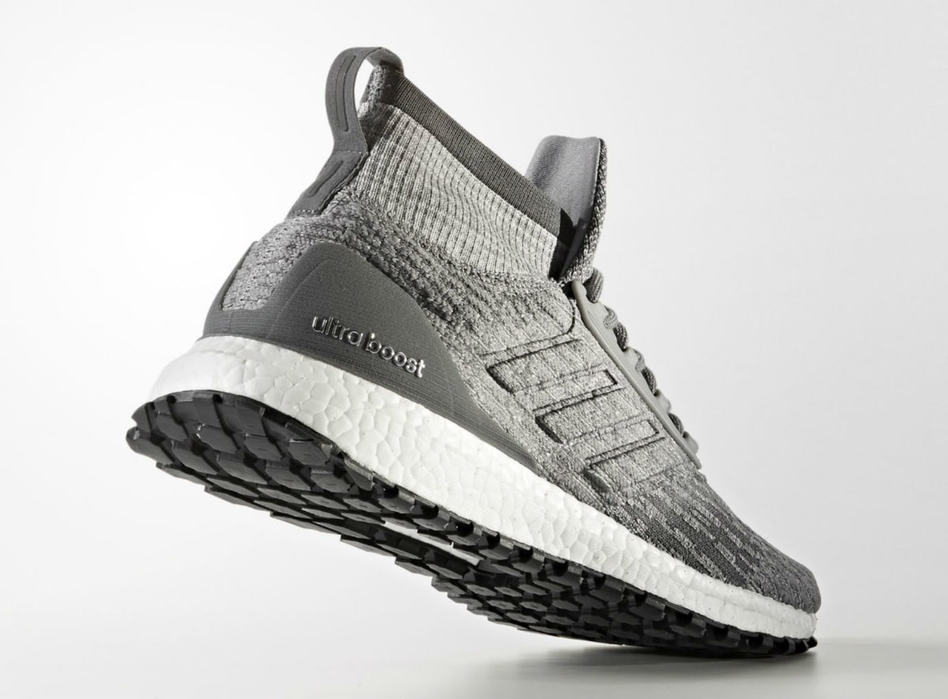 Adidas Ultra Boost ATR Mid Grey Release Date Lateral CG3000
