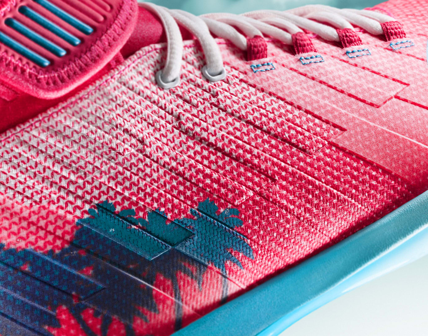 Under Armour Harper 2 'Miami Bryce' (Upper)