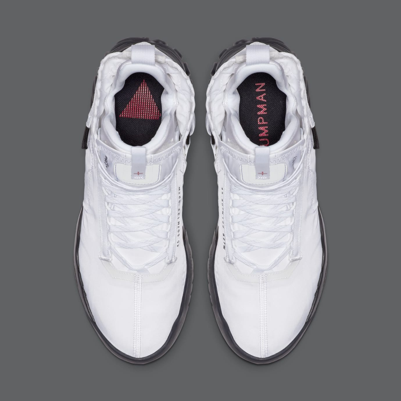 Jordan Proto React 'White/Black' BV1654-100 (Top)