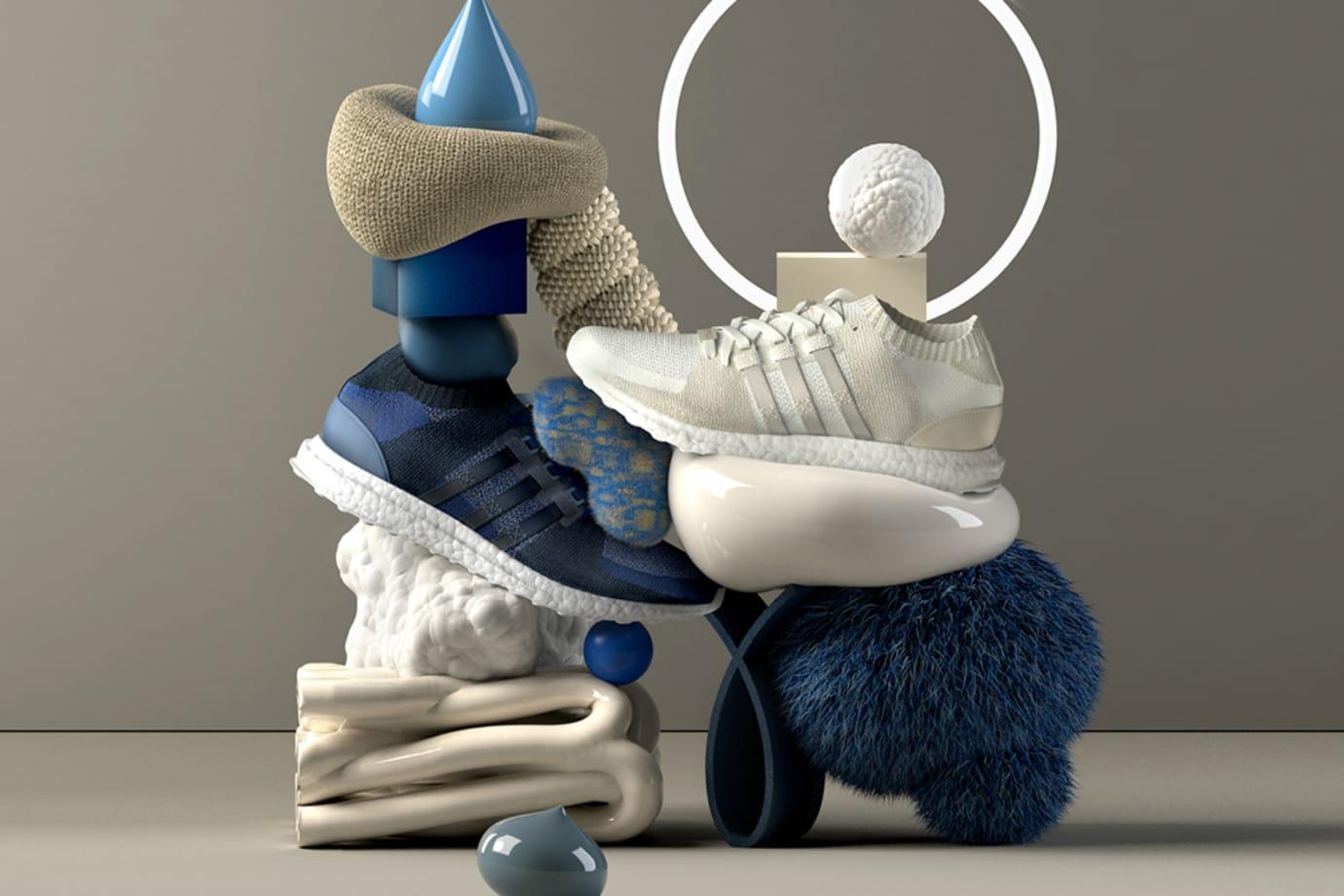 724cc3af0850c Sneakersnstuff Adidas EQT Materials Pack