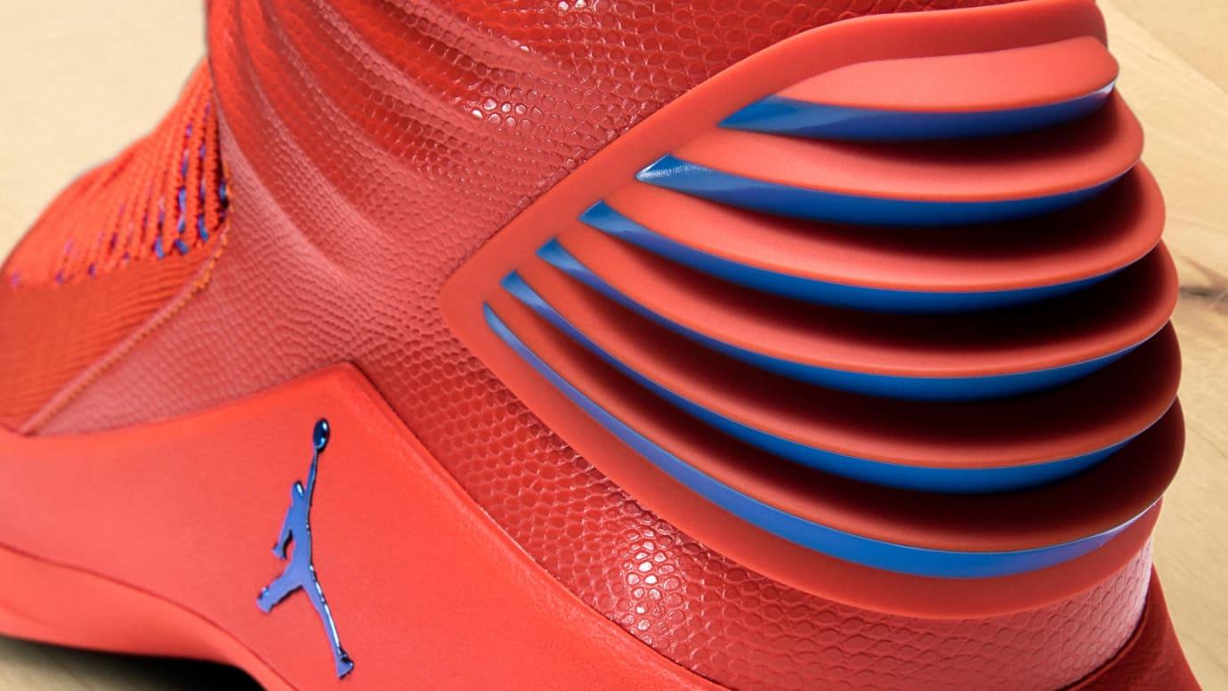 Air Jordan 32 Westbrook PE (Heel)