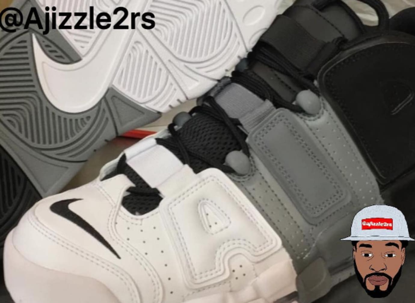 """Nike Air More Uptempo """"Gradient"""""""