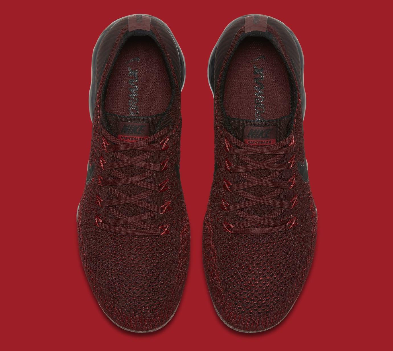 Red Nike VaporMax 849558-601 Top