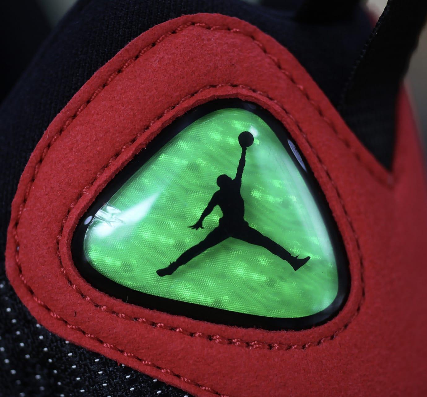 Tinker Air Jordan 13 'Bred' (Hologram)