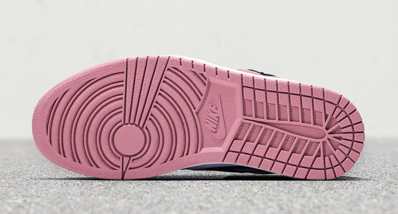 watch 78df6 ffb96 Air Jordan 1 Art Basel Igloo Rust Pink | Sole Collector