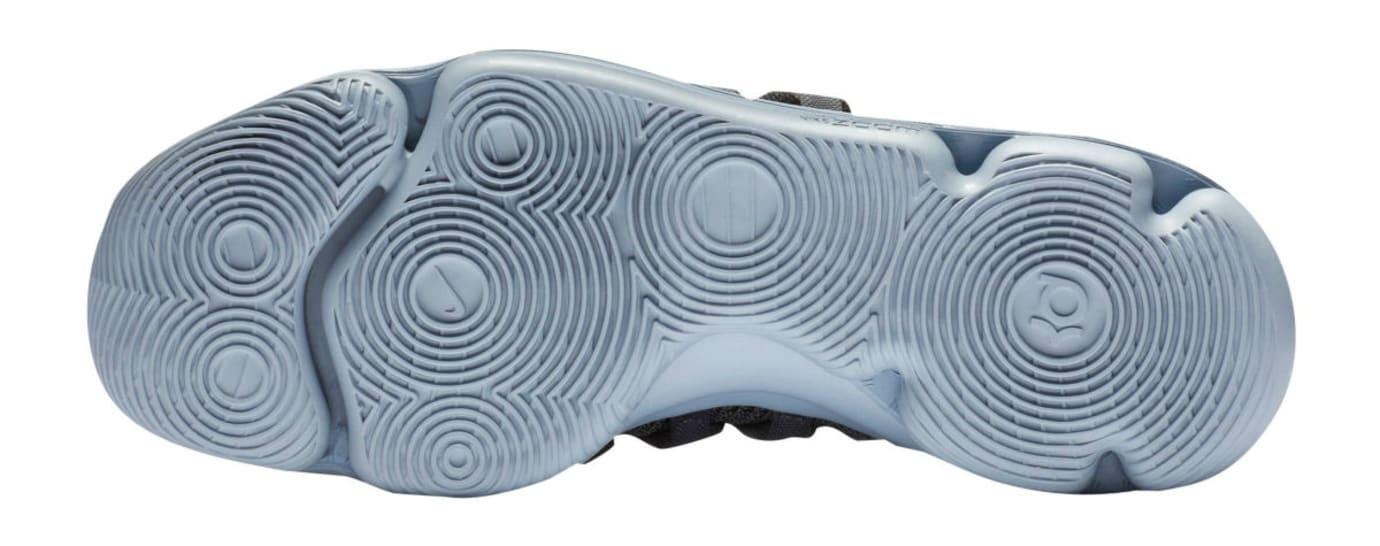 Nike KD 10 Dark Grey Release Date Sole 897815-005