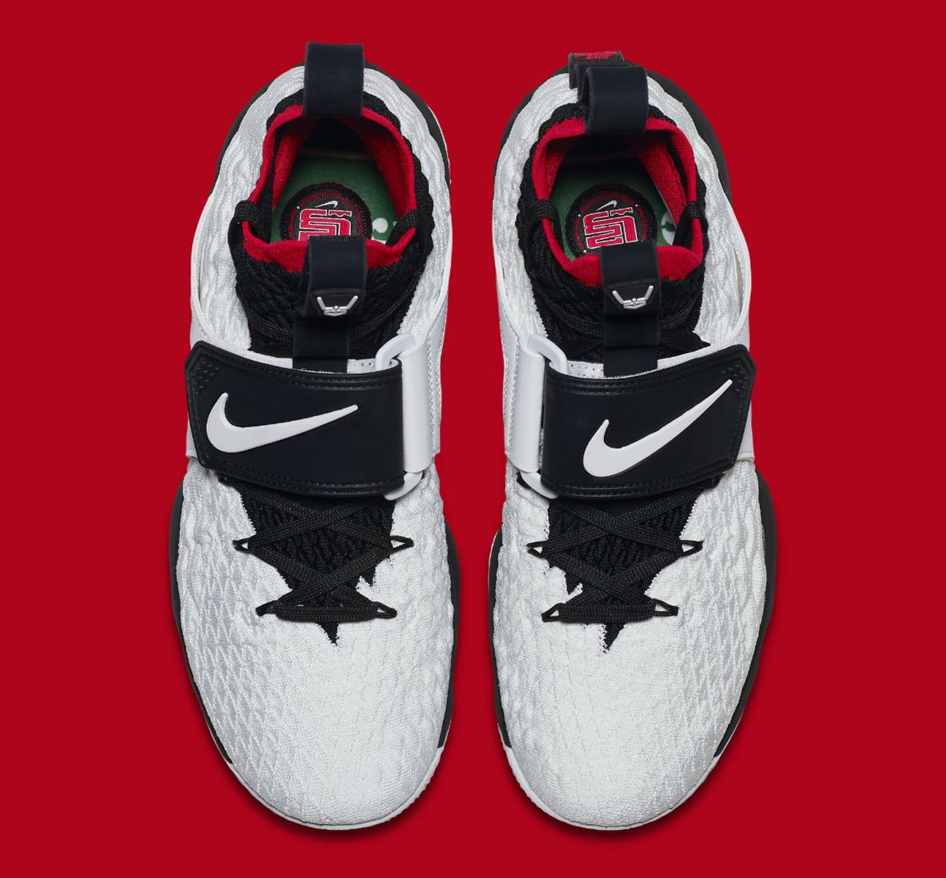 Nike LeBron 15 Diamond Turf Release Date AO9144-100 Top