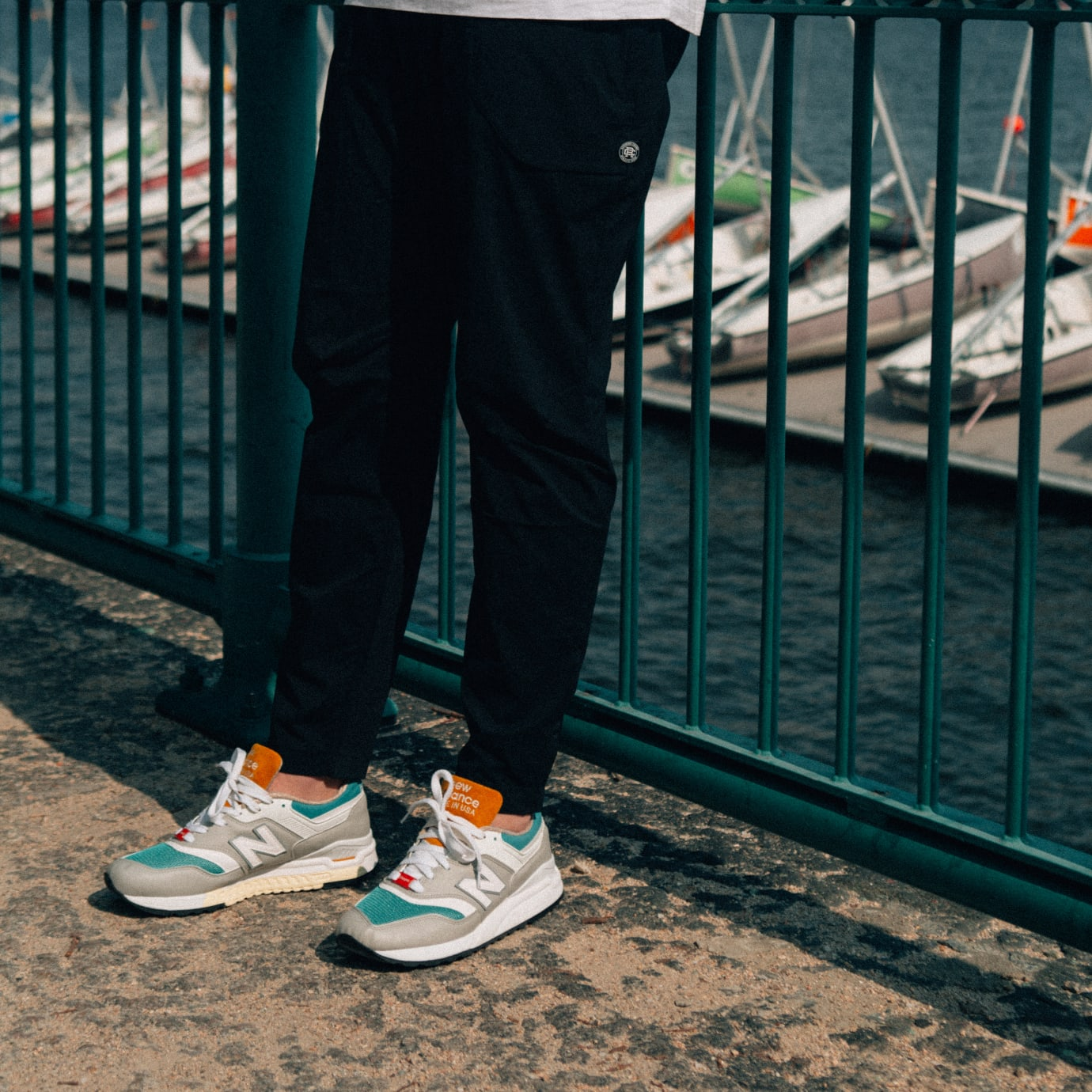 CNCPTS x New Balance 997.5 'Esplanade' (On Foot)
