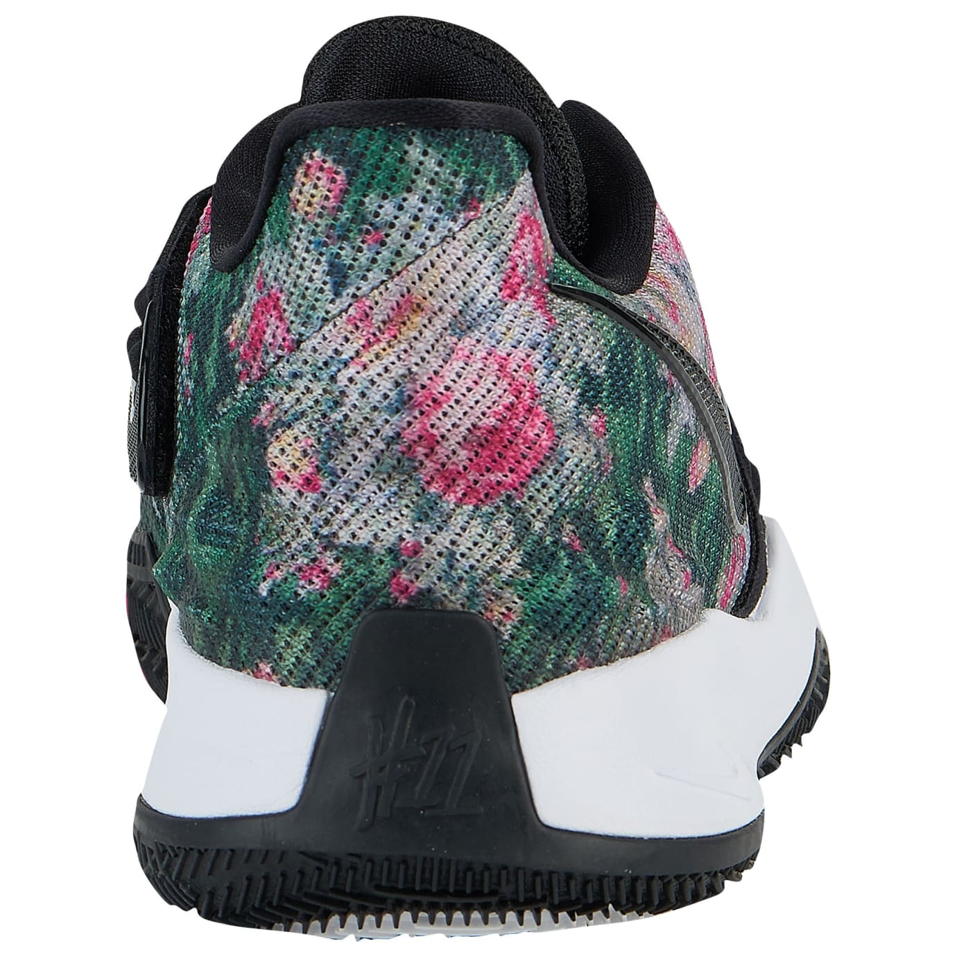 23a002a6d273 Nike Kyrie Low Floral Release Date AO8979-002 Heel