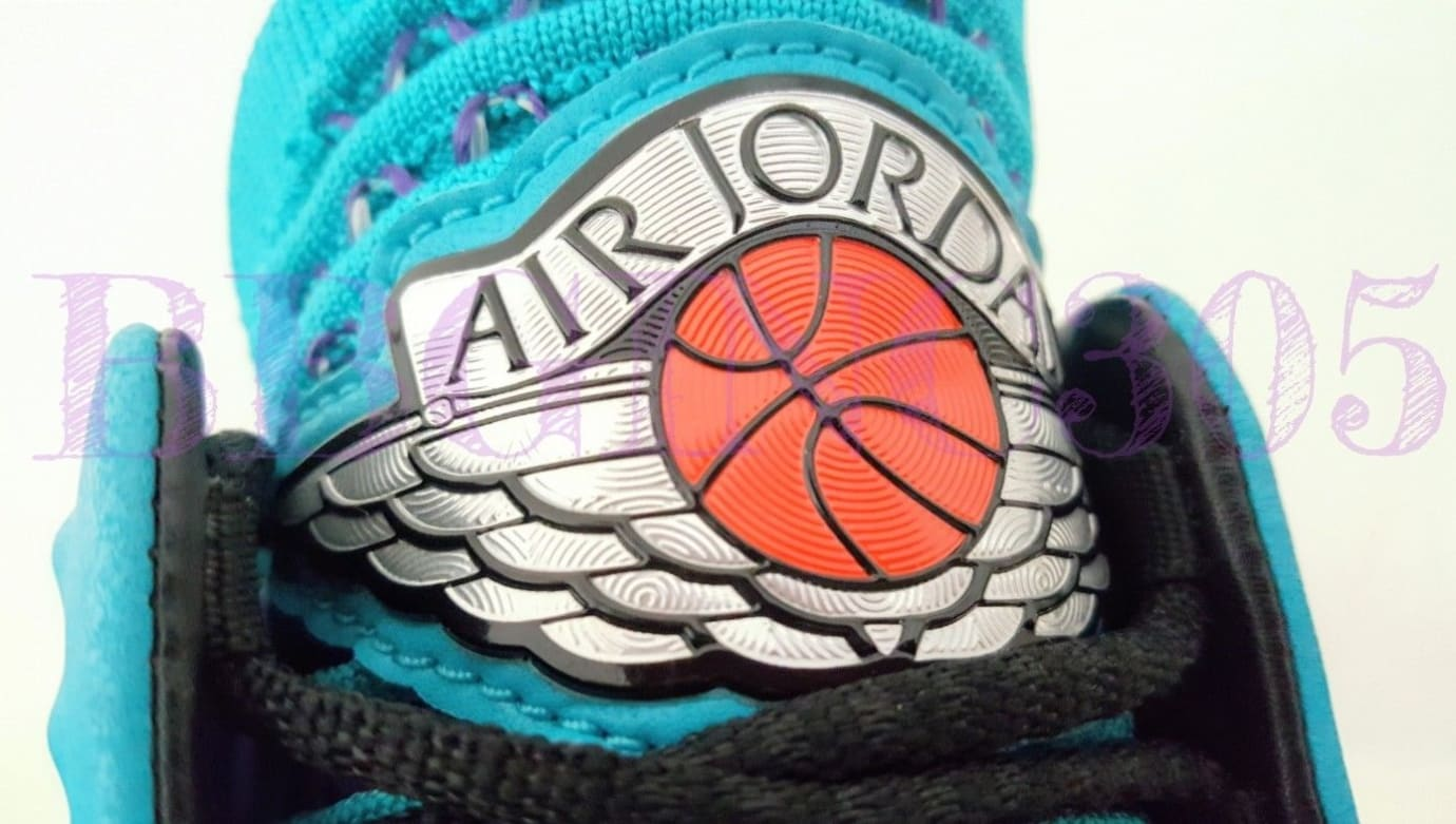 Air Jordan 32 Hornets PE (Wings Logo)