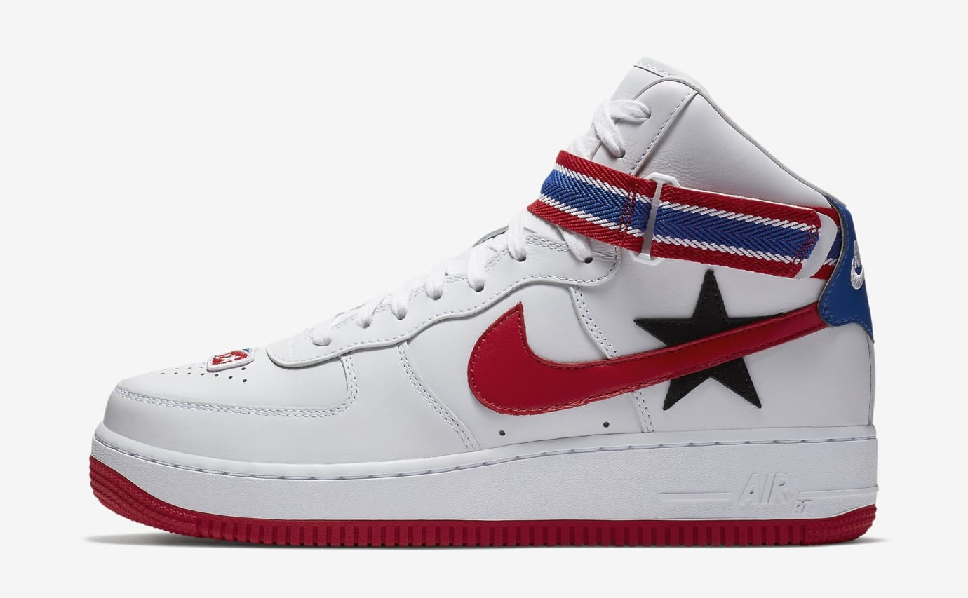 Riccardo Tisci Nike Air Force 1 AQ3366-100 Profile