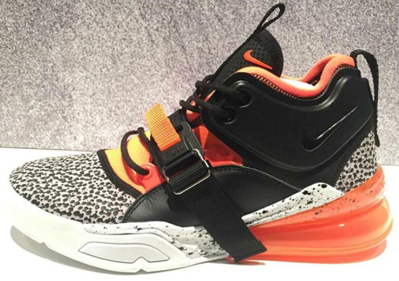 Nike Air Force 270 Safari Release Date