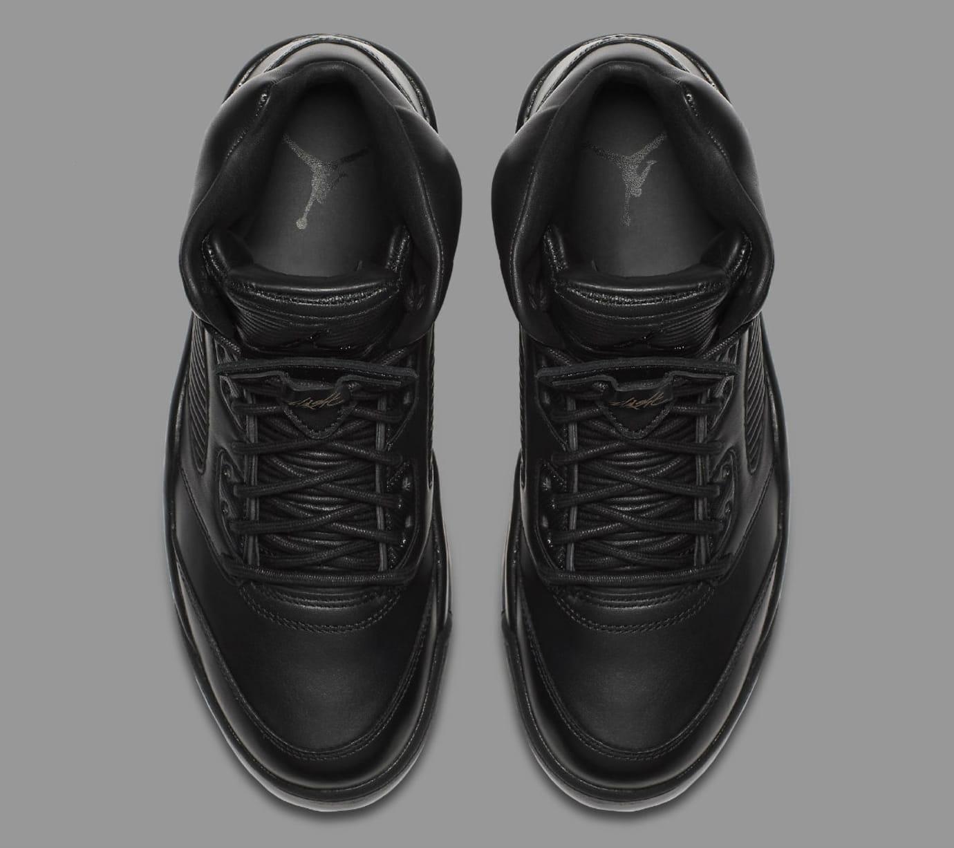Air Jordan 5 Premium Black Release Date Top 881432-010