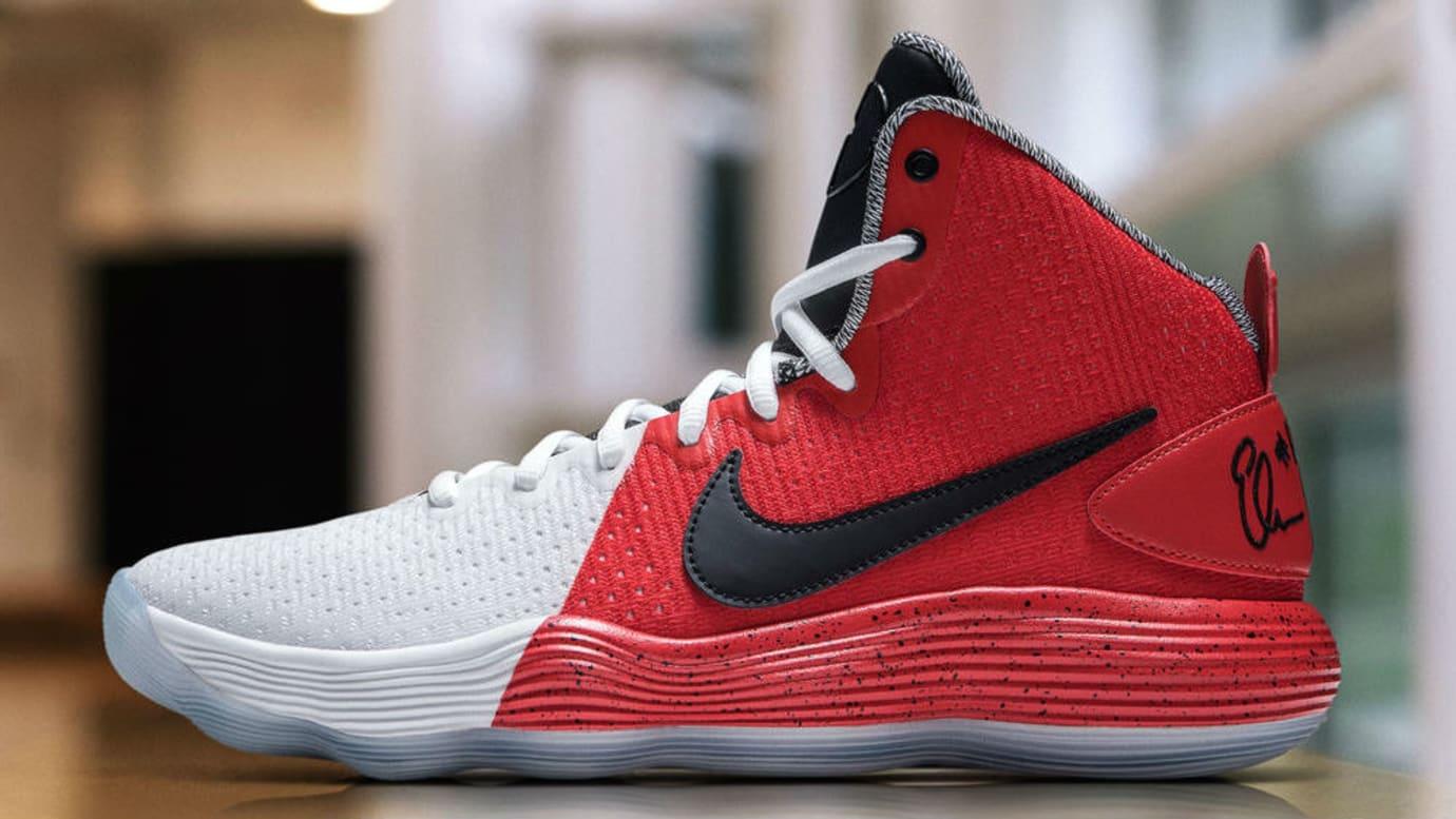 Elena Delle Donne Nike Hyperdunk Swoopes PE Release Date Profile