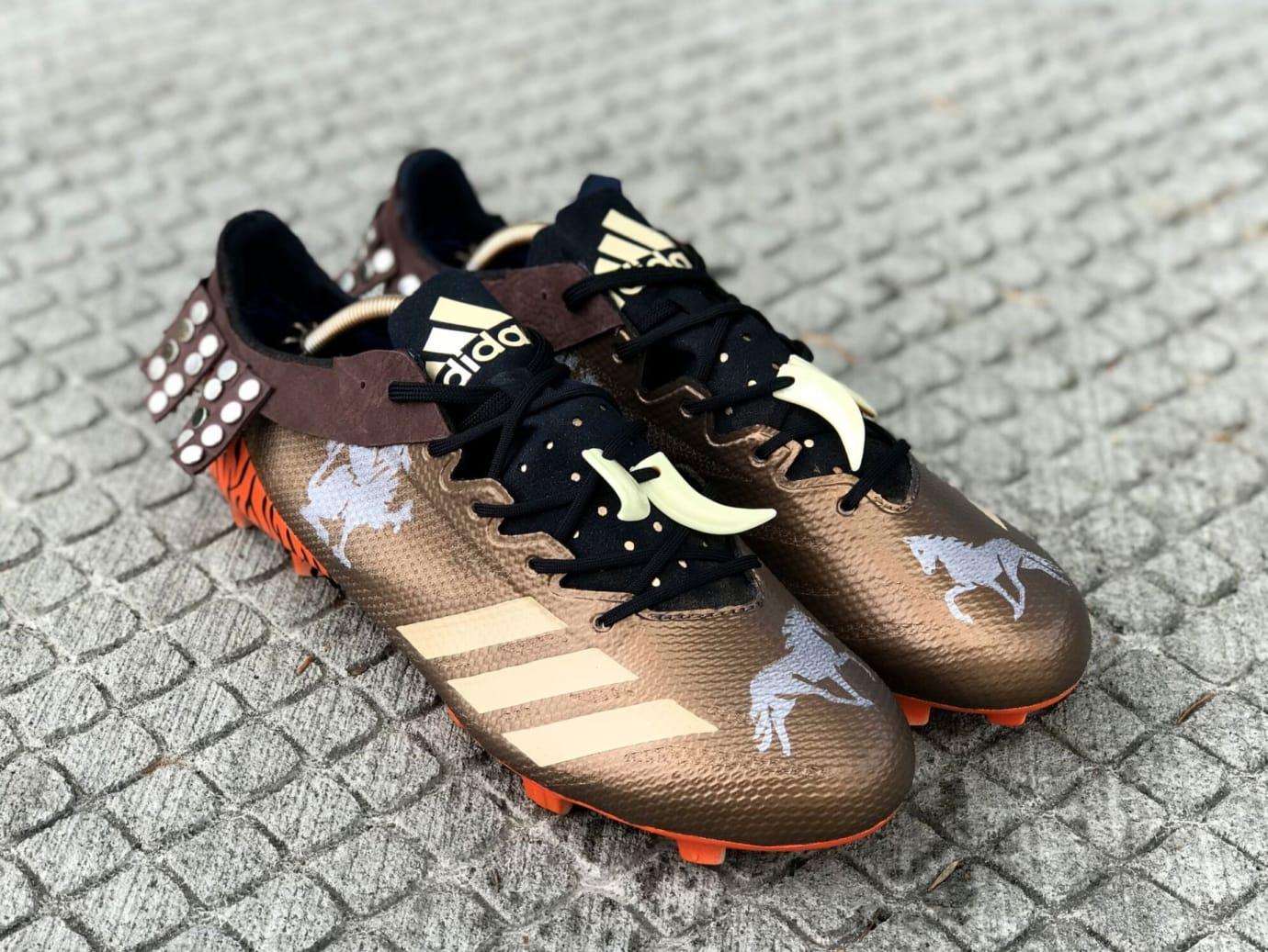 Adidas Adizero Josh Norman Maximus Cleats Top