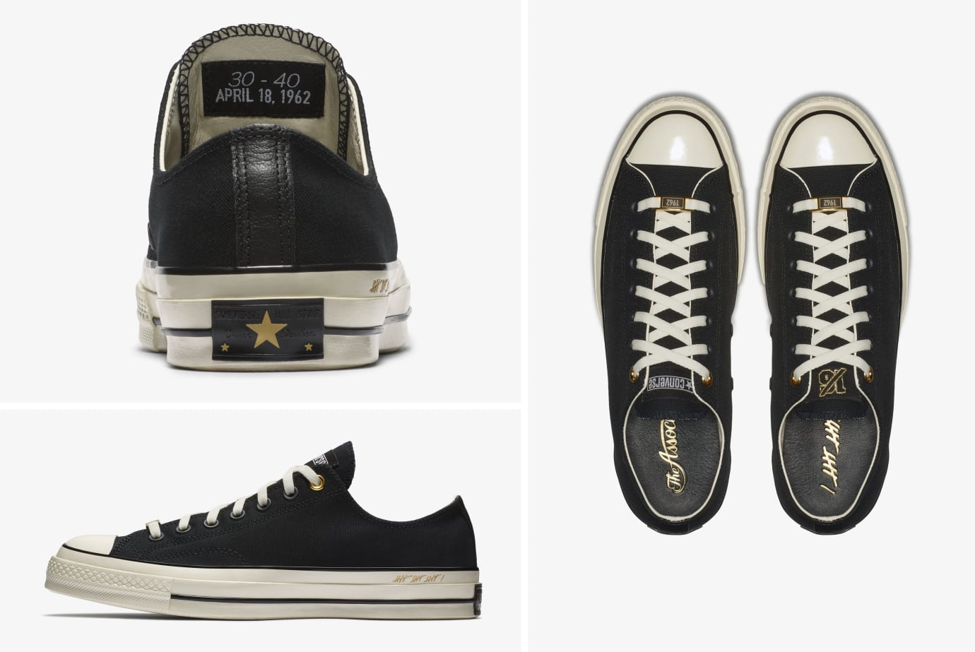 Converse Chuck 70 Ox '30 and 40'