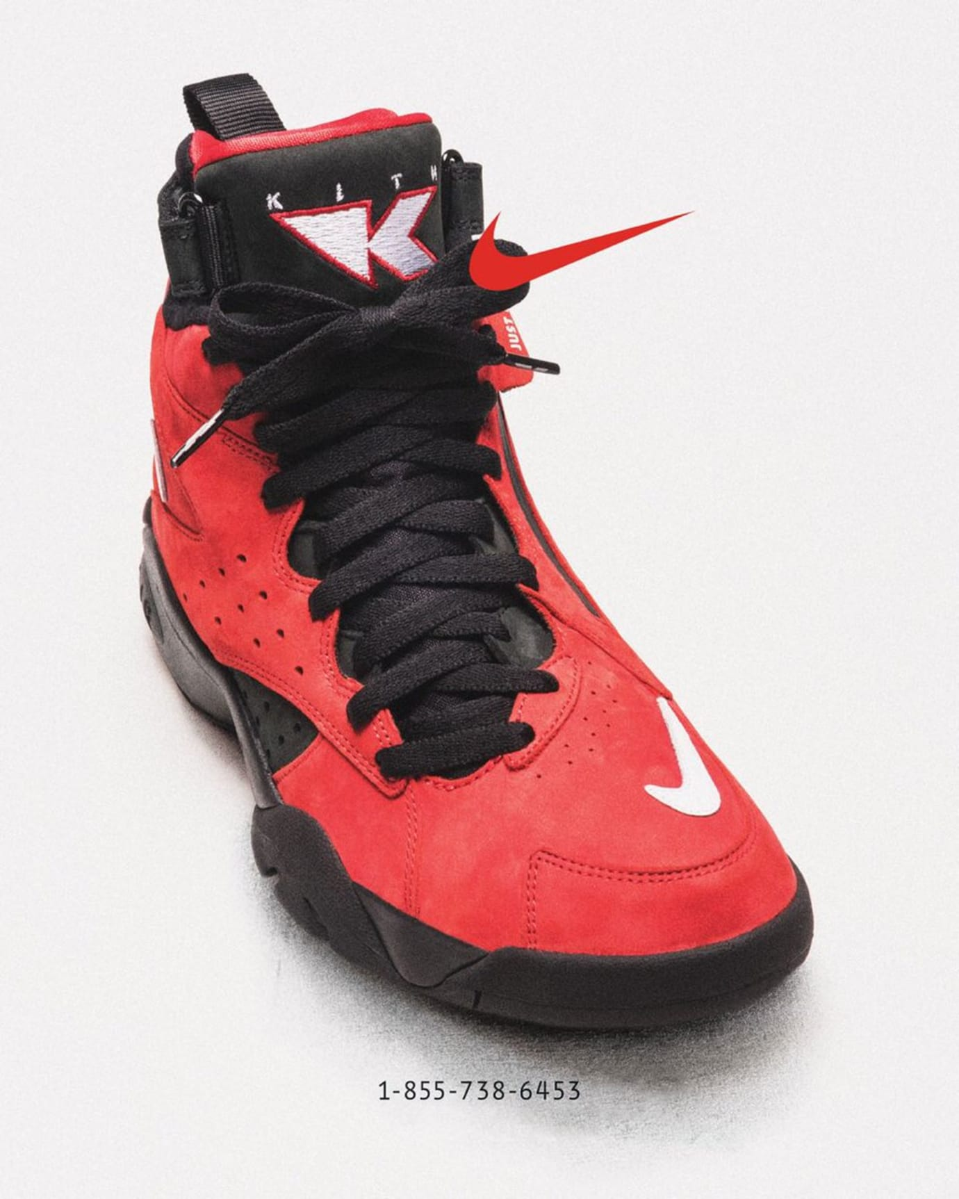 Kith Nike Maestro 2 Red