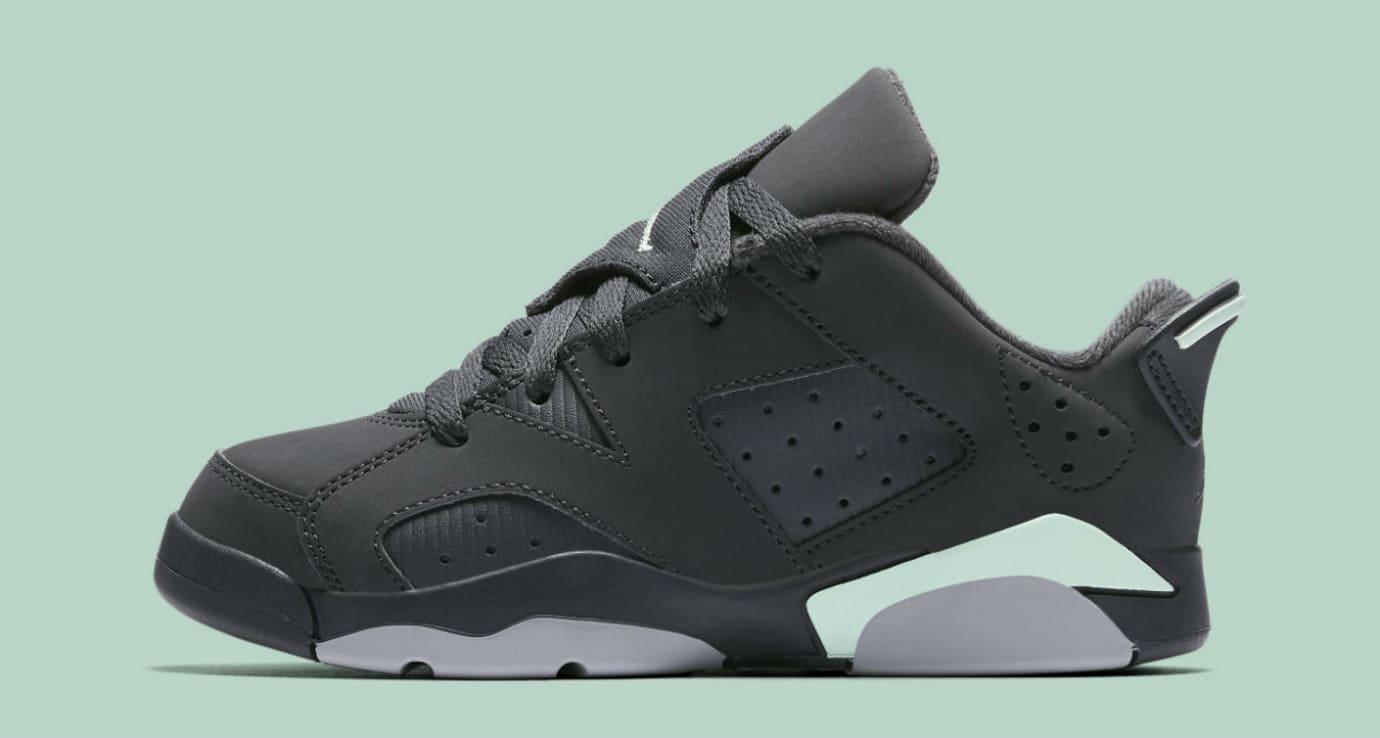 e43b580e9b37e6 Air Jordan 6 Low Mint Foam Release Date 768878-015