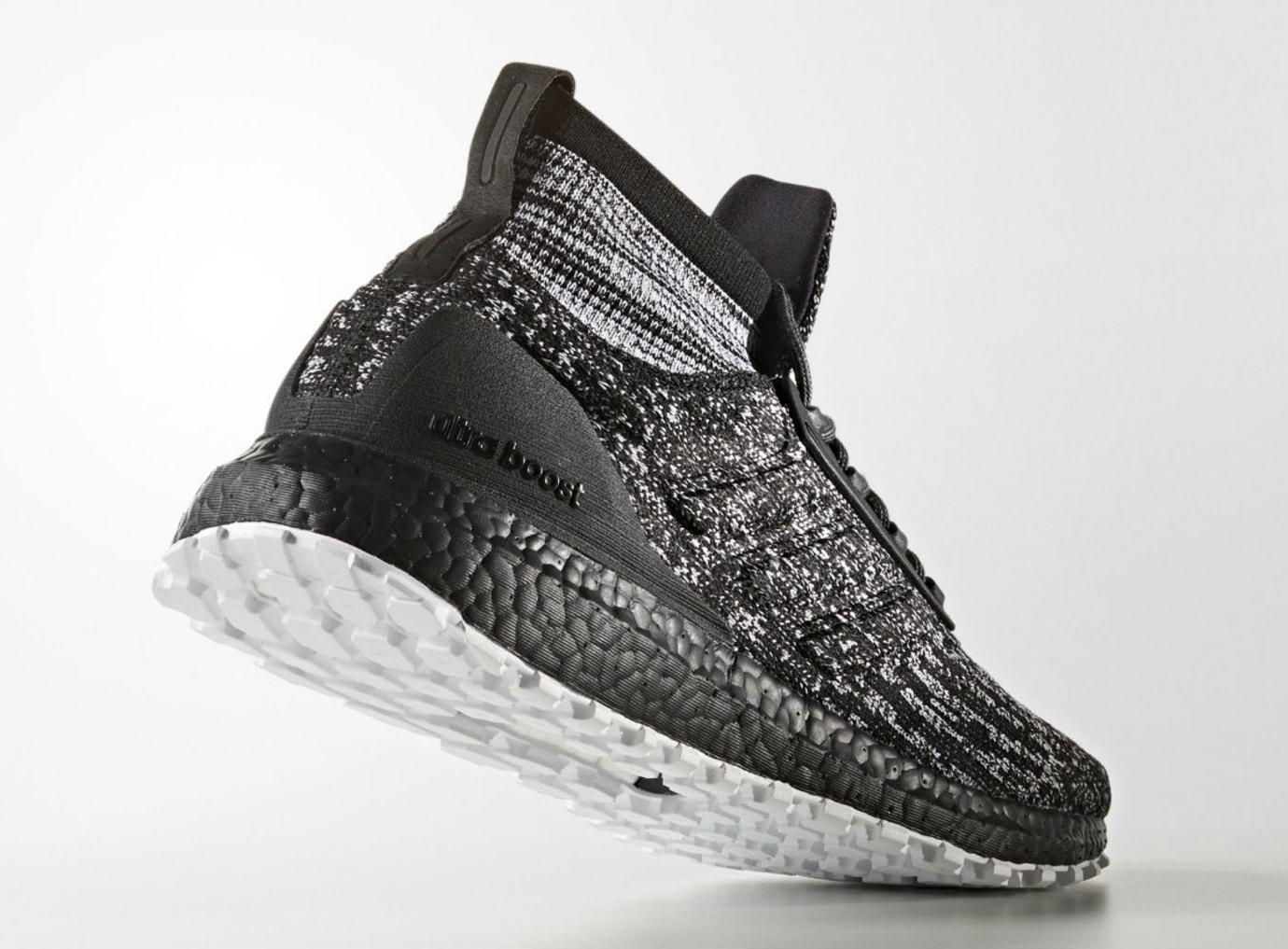 Adidas Ultra Boost ATR Mid Oreo Black White Release Date Lateral