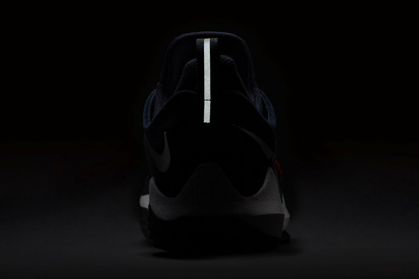 Nike PG1 1 Navy/Red-White Silver Release Date 3M