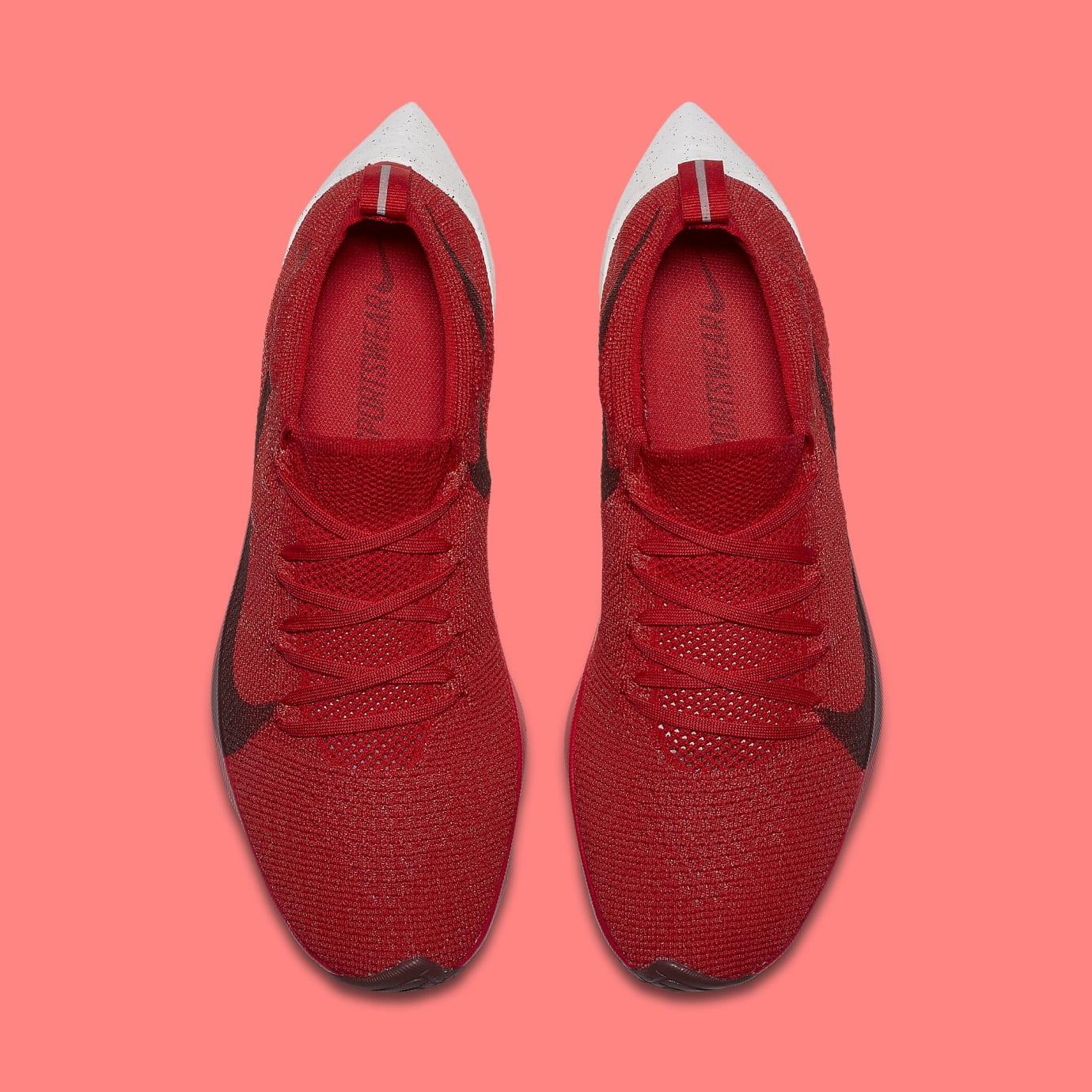 Nike Vapor Street Flyknit 'Red' AQ1763-600 (Top)