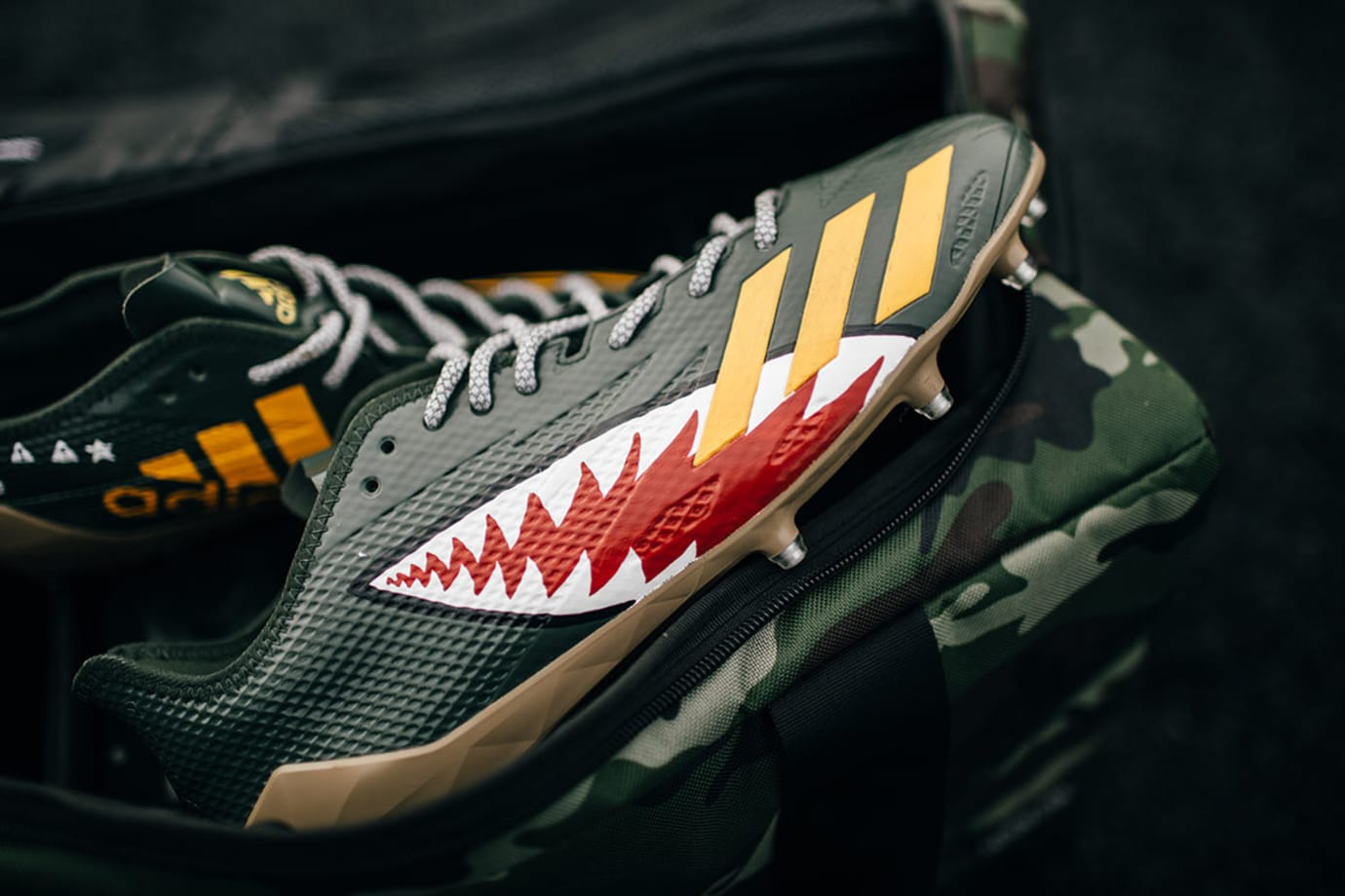 Adidas Call of Duty Cleats Josh Norman