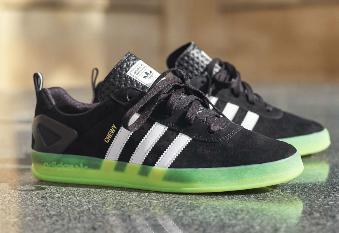 Adidas Palace Pro Chewy Cannon Release Date (2)