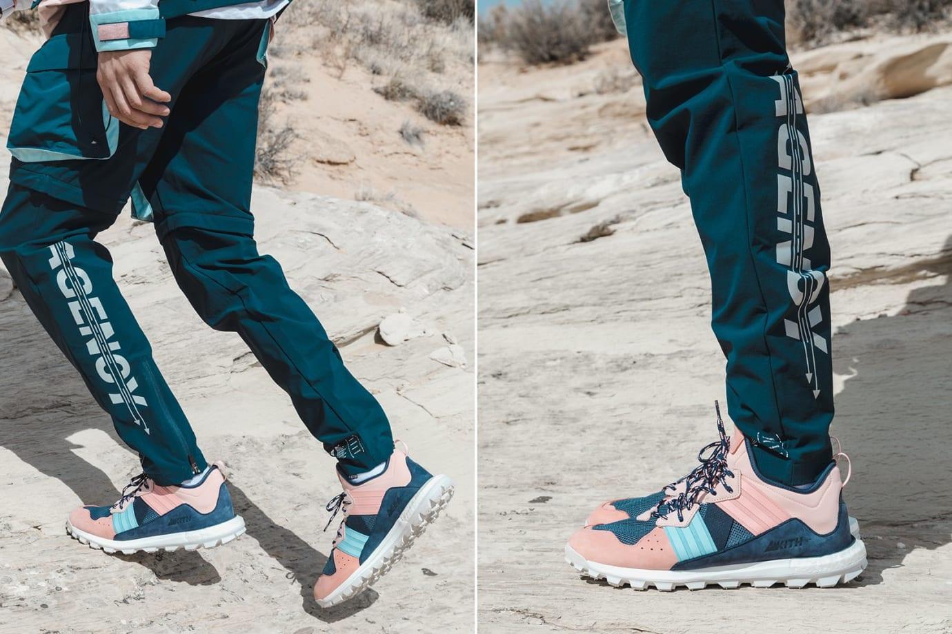 Kith x Adidas Terrex Response TR Boost (On-Foot)