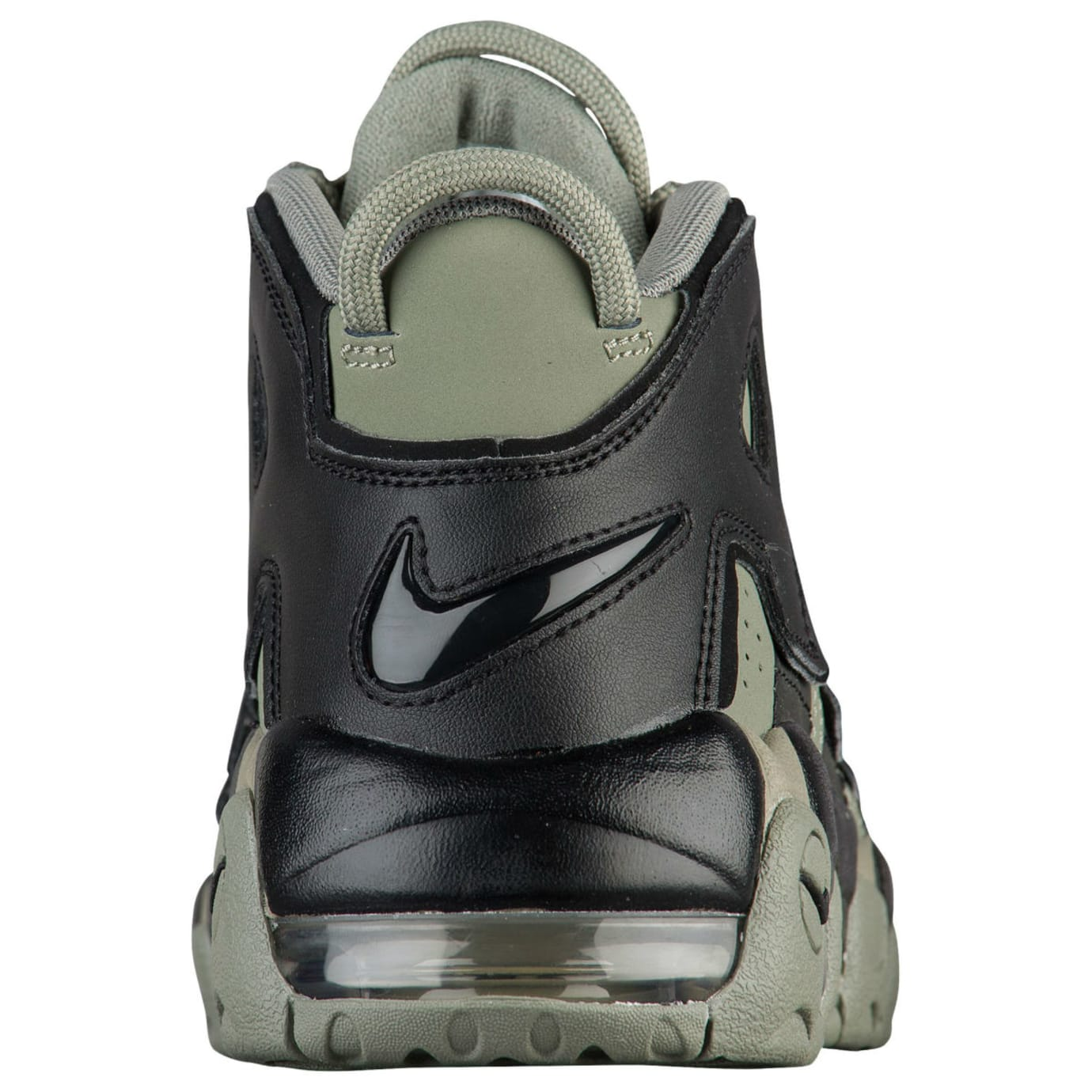 Nike Air More Uptempo Dark Stucco Release Date Heel