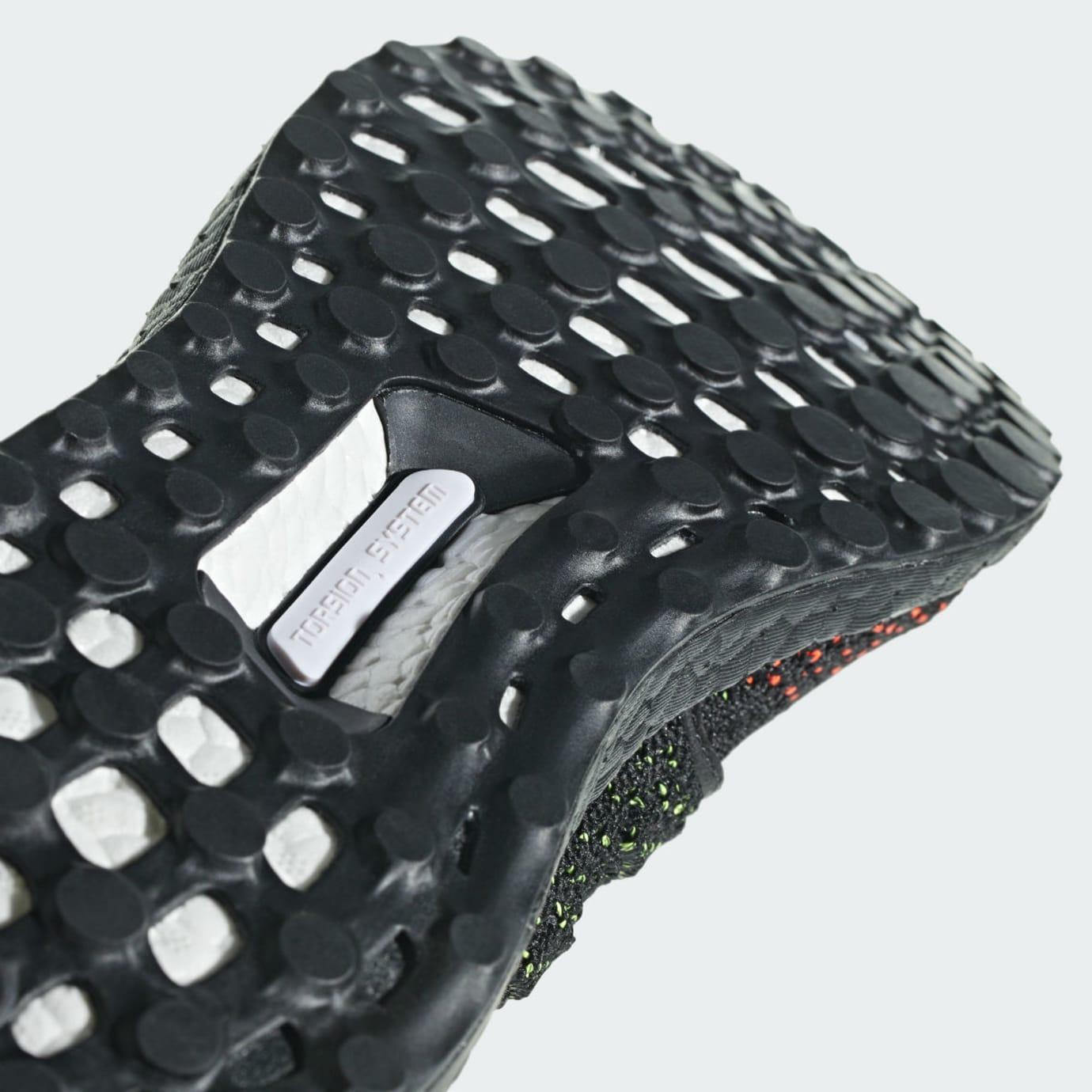 e8d8c6819313c Image via Adidas Adidas Ultra Boost Clima Black Solar Red Release Date  AQ0482 Outsole
