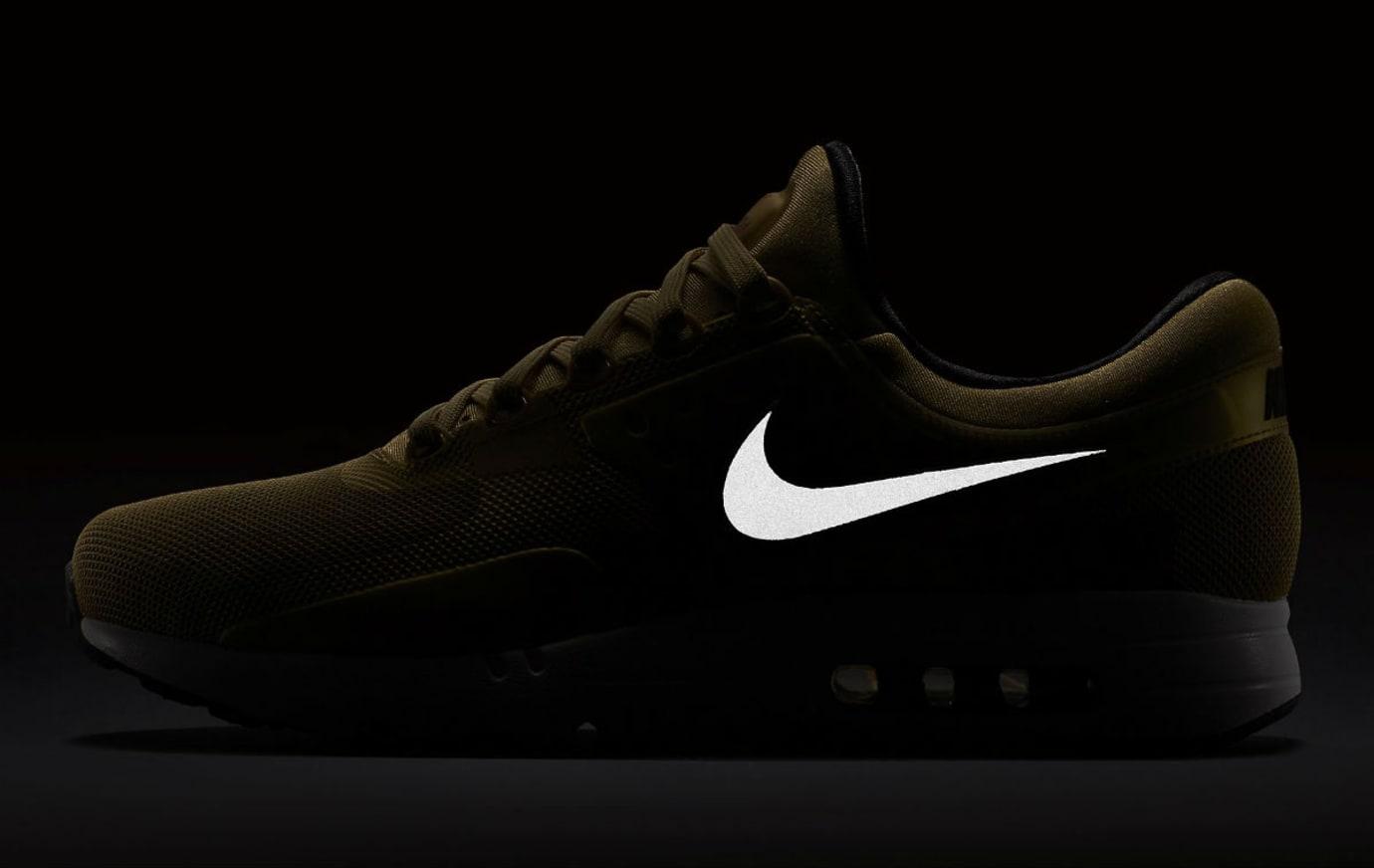 Professional style Nike 2019 Air Max Zero Qs Metallic Gold