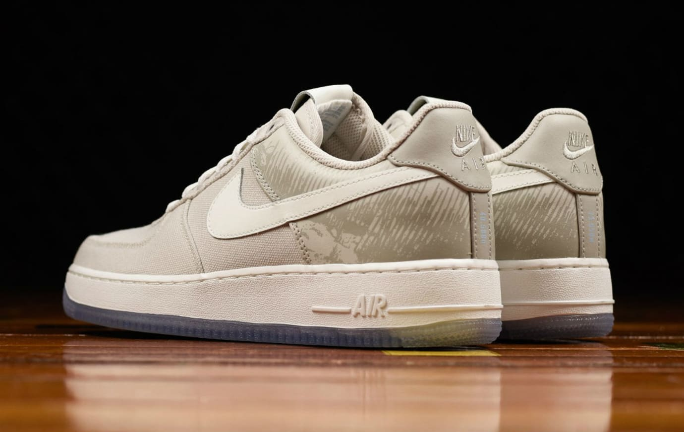 Nike Air Force 1 Low Jones Beach 2017 Retro Heel 845053-203