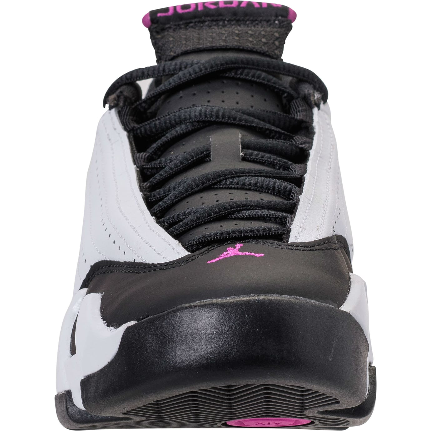 aafb17ff1d5bf9 Air Jordan 14 XIV Girls Fuchsia Blast Release Date 654969-110 Front
