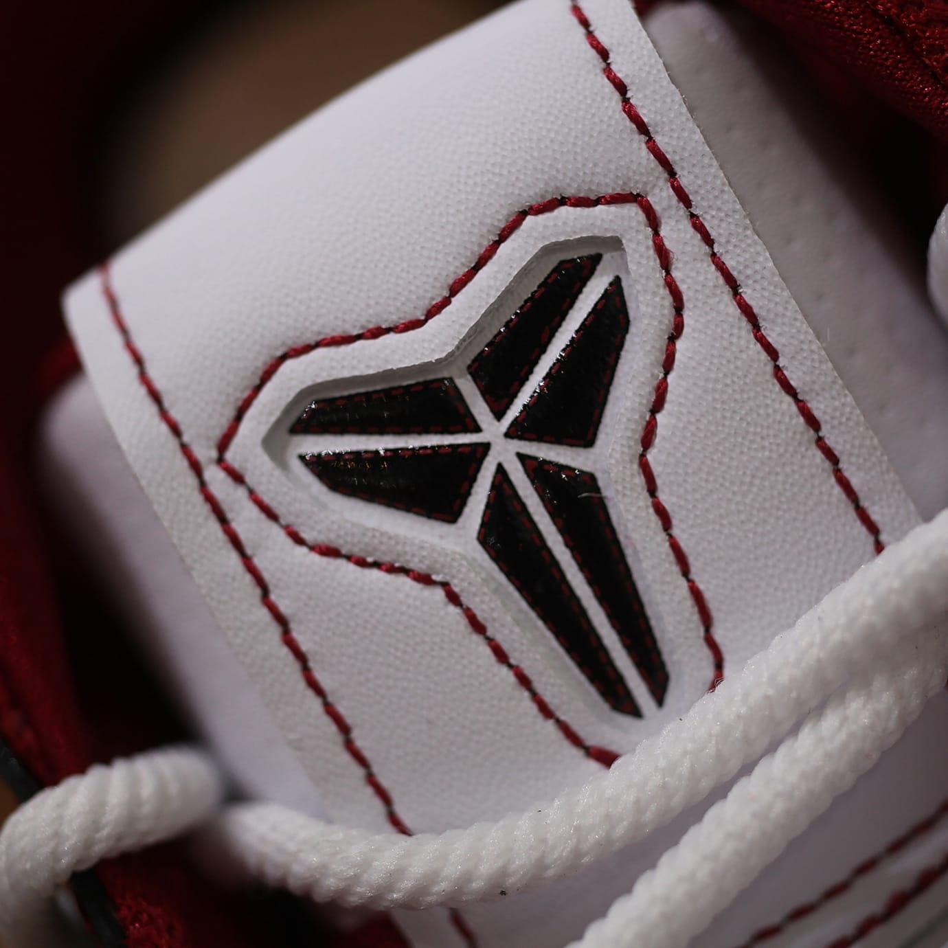 Nike Zoom Kobe 1 Protro All-Star Release Date AQ2728-102 Tongue Logo