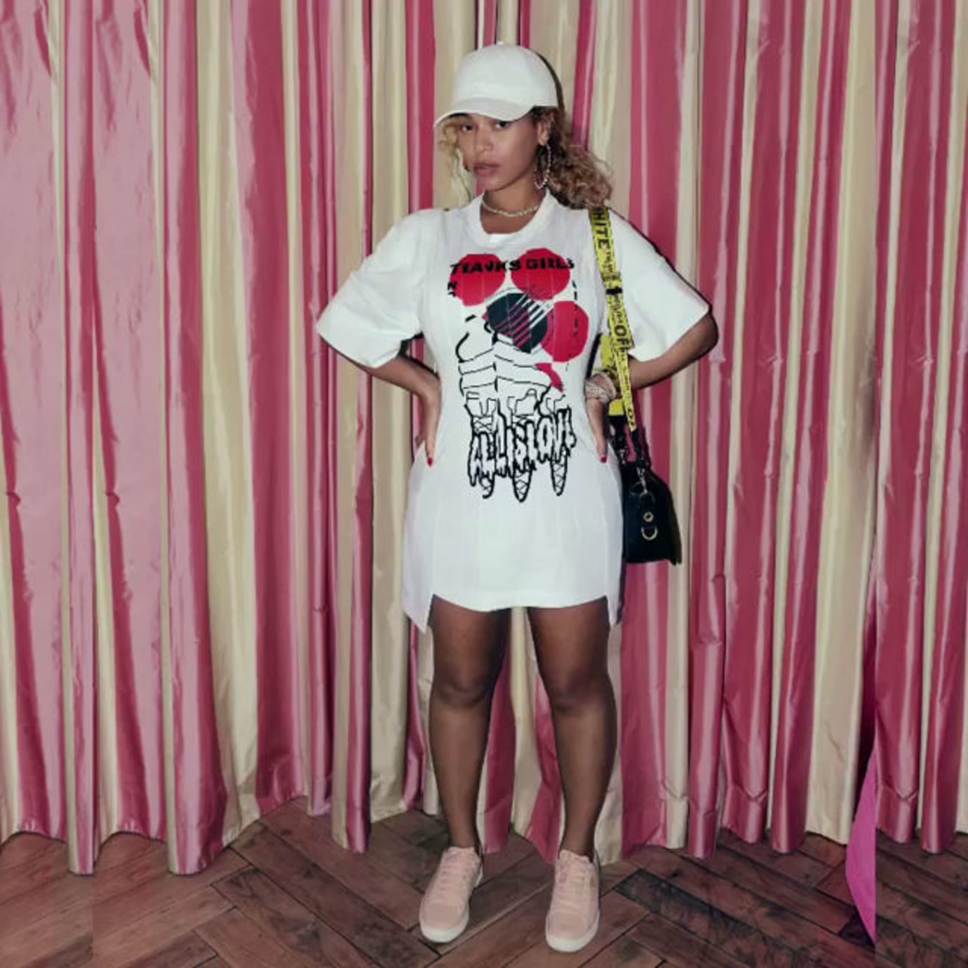 d1f6a50bff07 Beyonce Wears Jay-Z s Limited Edition  4 44  Puma Sneakers