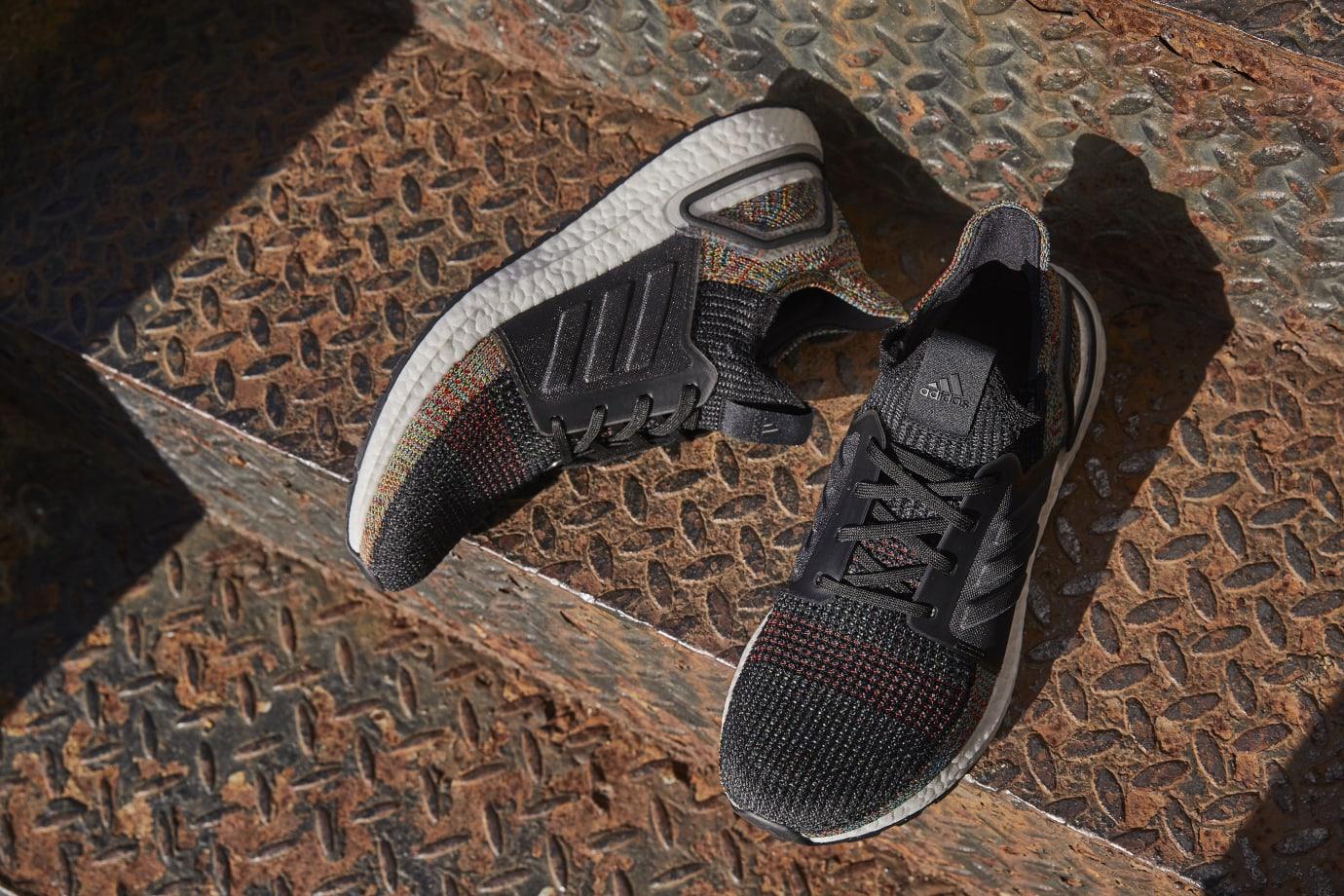 Adidas UltraBoost 19 'Dark Pixel' 2