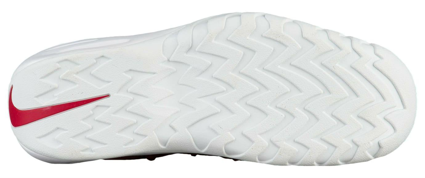 Nike Air Shake Ndestrukt Red LeatherRelease Date Sole 880869-600