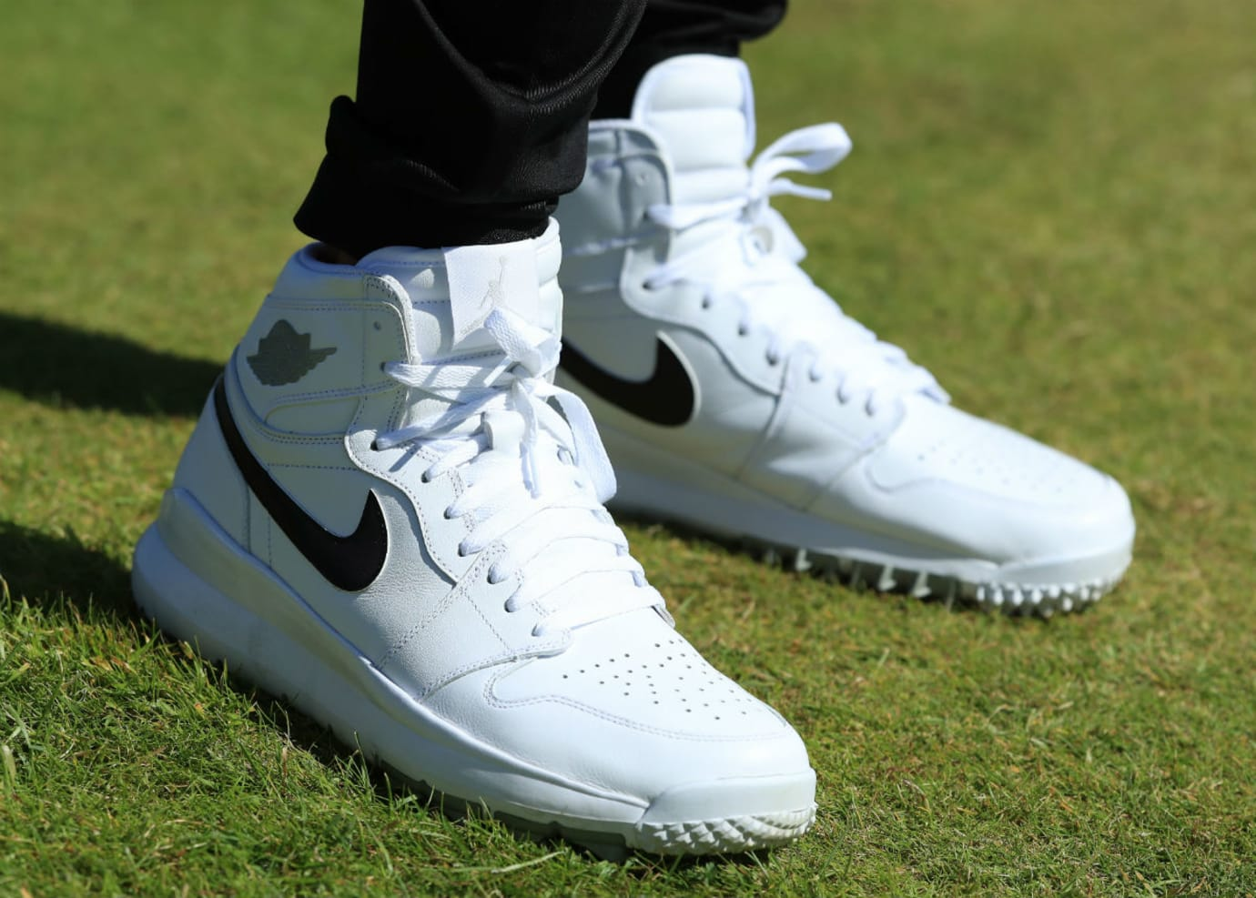 Jason Day Air Jordan 1 Golf Shoes (3)